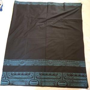 Hawaiian sarong wrap